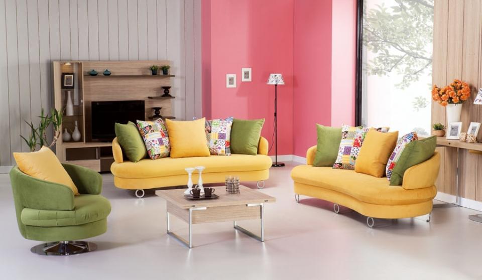 Ehzade salon tak m outlet mobilya modelleri for Salon divan