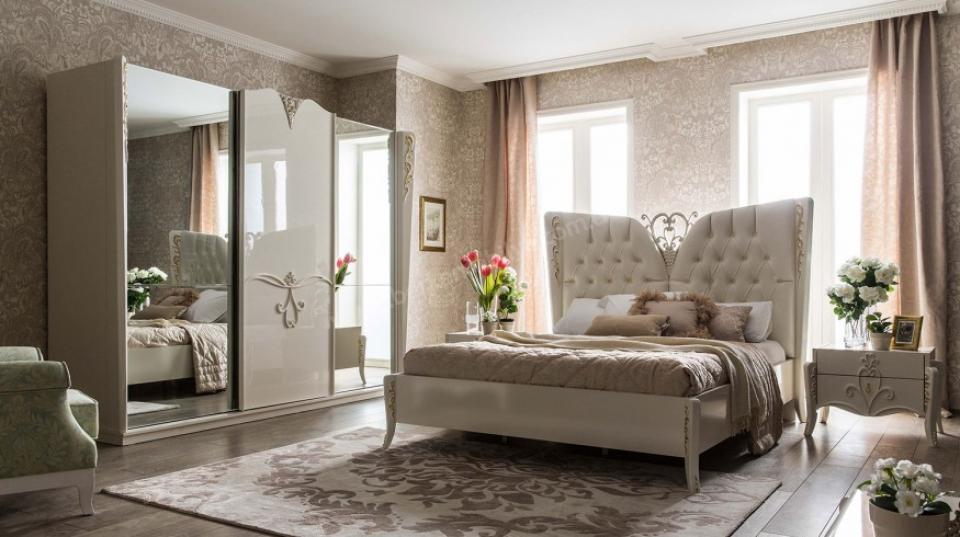 Vened k avangarde yatak odasi takimi outlet mobilya for Mobilya yatak odasi