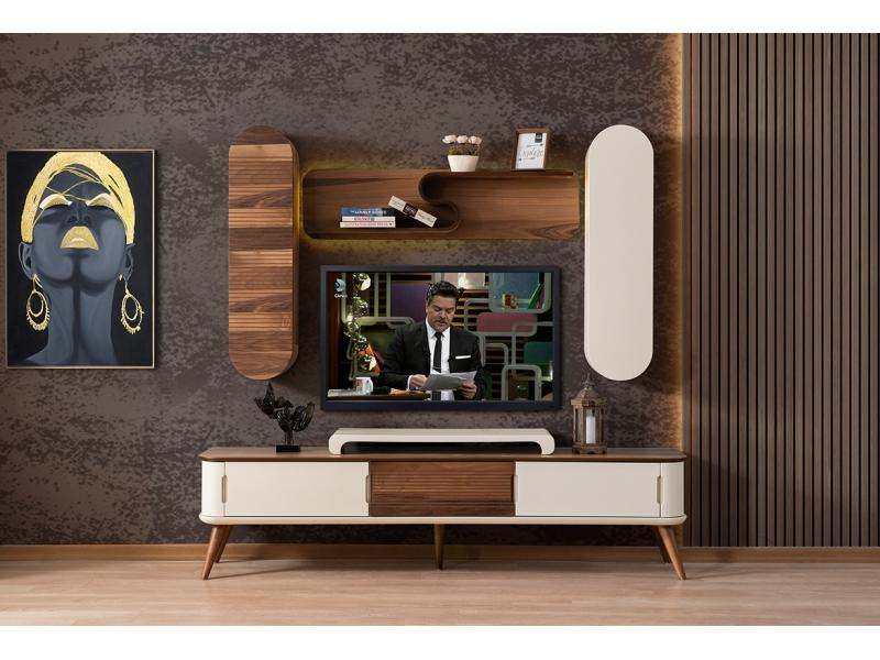 tesla tv unitesi outlet mobilya modelleri